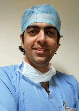 Dr Pranshul Bishnol