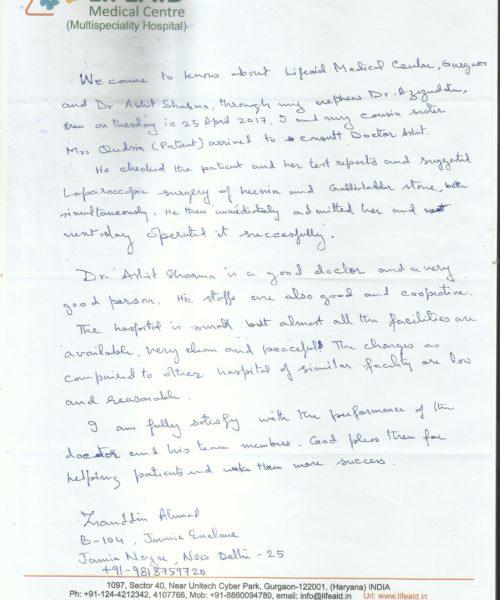 feedback of pt. zianddian-1
