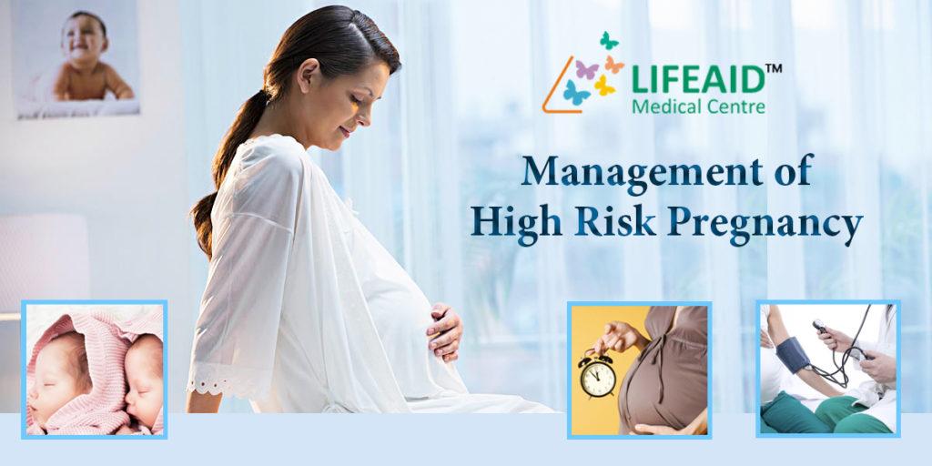 Management of High Risk Pregnancy